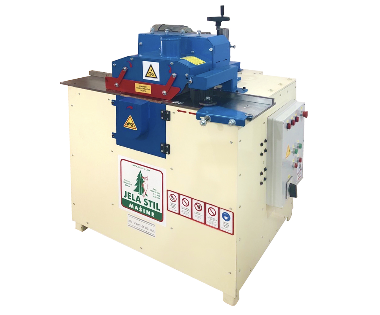 MULTISAW MACHINE – JS-VLC 480